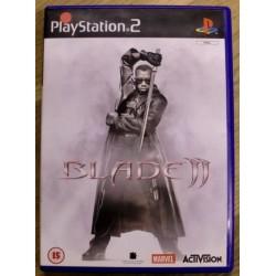 Blade II (Activision / Marvel)