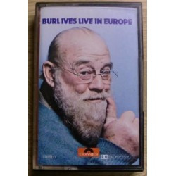 Burl Ives: Live in Europe
