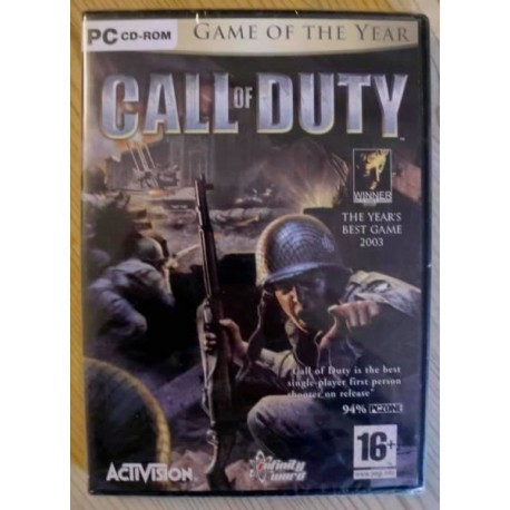 Cod game of the year edition patch