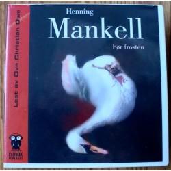 Henning Mankell: Før frosten