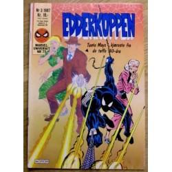 Marveluniverset: 1987 - Nr. 3 - Edderkoppen