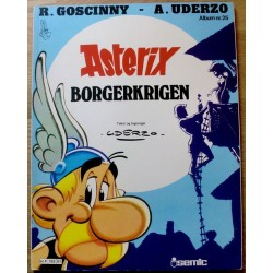 Asterix: Nr. 25 - Borgerkrigen (1980)