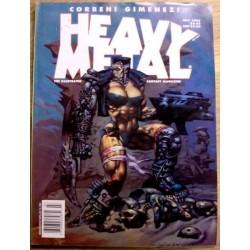 Heavy Metal: 1993 - June