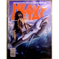 Heavy Metal: 1992 - January