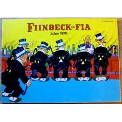 Fiinbeck og Fia: Julen 1976
