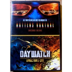 2 x sci-fi: Night Watch og Day Watch