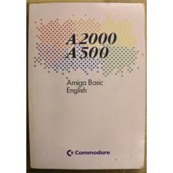 Amiga: Amiga Basic (English)