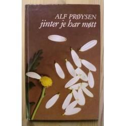 Alf Prøysen: Jinter je har møtt
