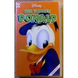 Her kommer Donald