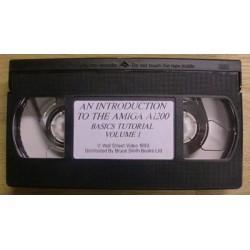 Amiga: An Introduction to the Amiga 1200: Basics Tutorial - Vol. 1 VHS