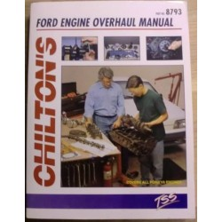 FORD ENGINE OVERHAUL MANUAL - Part no. 8793 - V8