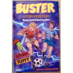 Buster: 1989 - Nr. 10