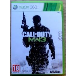 Xbox 360: Call of Duty: Modern Warfare 3 (Activision)