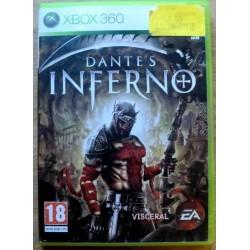 Xbox 360: Dante's Inferno (EA)