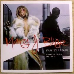 Mary J. Blige: Family Affair