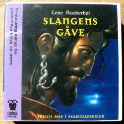 Lene Kaaberbøl: Slangens gåve: 3. bok i Skammarserien (CD)