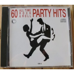 60 All Time Rock & Roll Party Hits - CD 2