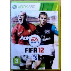 Xbox 360: FIFA 12 (EA Sports)
