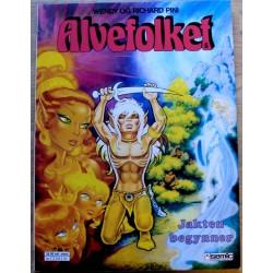 Alvefolket: Nr. 6 - Jakten begynner (1988)