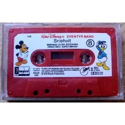 Walt Disney: Eventyrbånd Nr. 8 - Snehvit