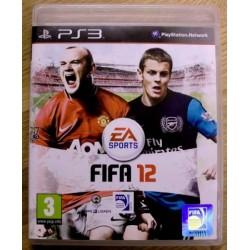 Playstation 3: FIFA 12 (EA Sports)