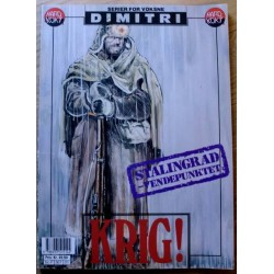 Dimitri: Krig! - Stalingrad - Vendepunktet (1993)
