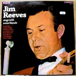 Jim Reeves: Sings With Some Friends (LP)