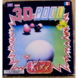 3D Pool (Firebird / Kixx)