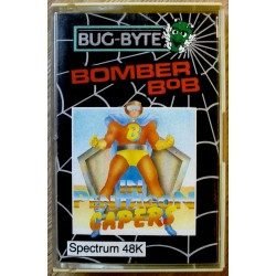 Bomber Bomb in Pentagon Capers (Bug-Byte)