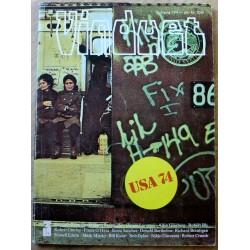 Vinduet: 1974 - 28. årgang - USA 74
