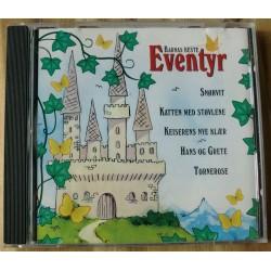 Barnas beste eventyr: Snøhvit, Hans og Grete, Tornerose m. fl.
