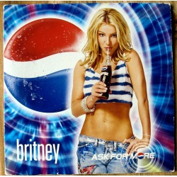 Britney Spears: Pepsi - Ask For More (Promo)