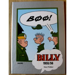Seriesamlerklubben: Billy: 1955/56