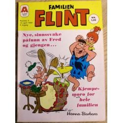 Familien Flint: 1969 - Nr. 9