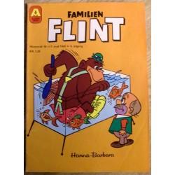 Familien Flint: 1969 - Nr. 10