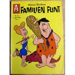 Familien Flint: 1963 - Nr. 14