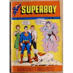 Superboy: 1970 - Nr. 6 - Gjenferdet i Smallville!