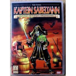 Kaptein Sabeltann: Drømmen om Kaptein Sabeltanns rike