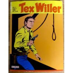 Tex Willer: 1986 - Nr. 2 - I skyggen av galgen