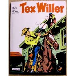 Tex Willer: 1985 - Nr. 14 - I lovens navn