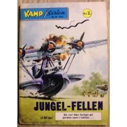 Kamp-Serien: 1973 - Nr. 50 - Jungel-fellen
