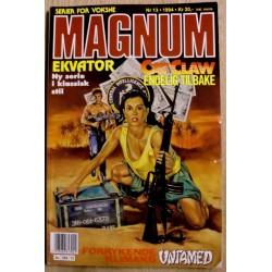 Magnum: 1994 - Nr. 13 - Ekvator, Cat Claw