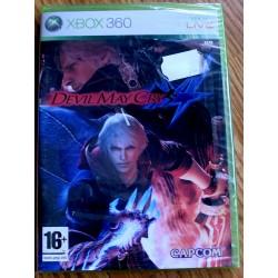 Xbox 360: Devil May Cry 4 (Capcom)