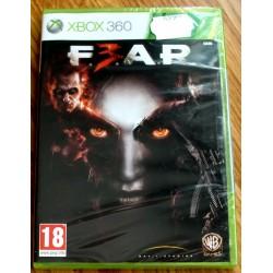 Xbox 360: F.E.A.R (WB Games)