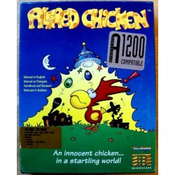 Alfred Chicken (Mindscape) - A1200 Compatible