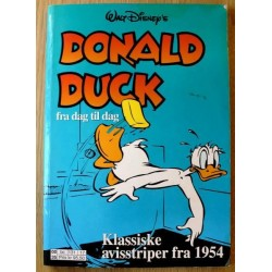Donald Duck fra dag til dag: Klassiske avisstriper fra 1954