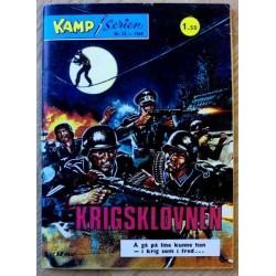 Kamp-Serien: 1968 - Nr. 22 - Krigsklovnen