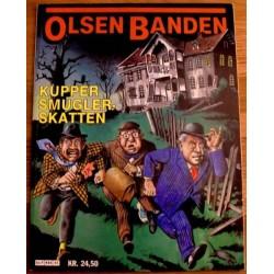 Olsenbanden: Kupper smuglerskatten (1985)