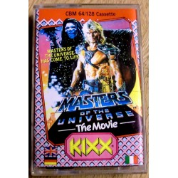 Masters of the Universe - The Movie (KiXX)