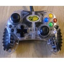 Xbox: MadCatz gjennomsiktig håndkontroll